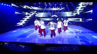 getlinkyoutube.com-4Minute & BEAST & G.NA - Fly So High+Dance Break (Special Stage) [HD]