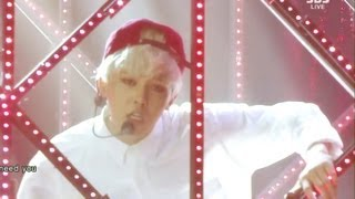 getlinkyoutube.com-G-DRAGON_0922_SBS Inkigayo_니가 뭔데(WHO YOU) + No.1 of the week