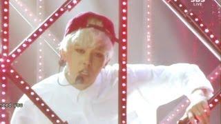 getlinkyoutube.com-G-DRAGON_0922_SBS Inkigayo_니가 뭔데(WHO YOU) + No.1 of the week