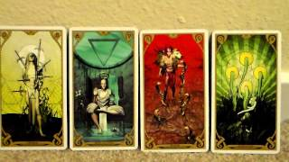 getlinkyoutube.com-Cancer February 2015 Horoscope Tarot Reading