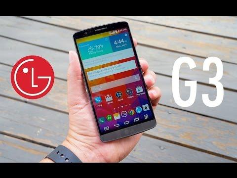 فتح صندوق الجي جي3 ثنائي الشريحه فورجي |Unboxing LG G3 dual sim 4G