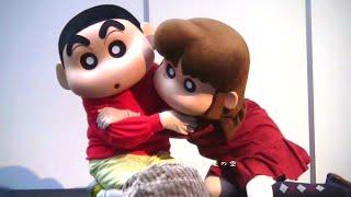 【クレヨンしんちゃん】テレビアニメキャラクターショー③★神戸ハーバーランドCrayon Shinchan