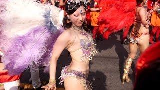 getlinkyoutube.com-Samba ウニアンサンバパレード エンヘード2014