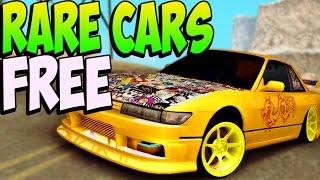 getlinkyoutube.com-GTA 5 Online - RARE CARS FREE Location 1.20/1.22 - Secret Rare Vehicles (GTA 5 Cars Guide)
