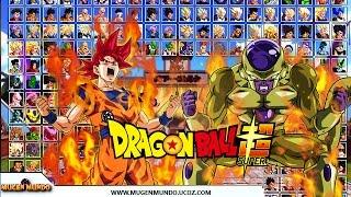 getlinkyoutube.com-Dragon Ball Z Mugen 2016  Download (BR)