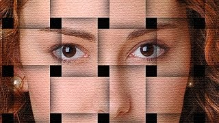Photoshop Tutorial: How to Make a Basket-Weave Effect from a Photo