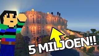 DE MALIBU SPECIAL + 5 MILJOEN BETALEN!! - Minetopia - #378 | Minecraft Reallife Server
