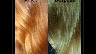 getlinkyoutube.com-Como aplicarnos un matiz en el cabello