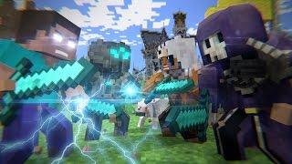 getlinkyoutube.com-Mega Walls Deathmatch - Forsaken [Parts 1-3] - Minecraft Animation
