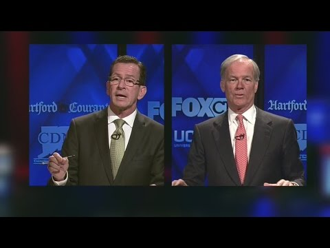 Foley, Malloy comment on personal attacks at debate