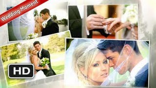 getlinkyoutube.com-FREE Adobe after effects template - AE project  Wedding Moment VideoHive (CS4 AE project file)