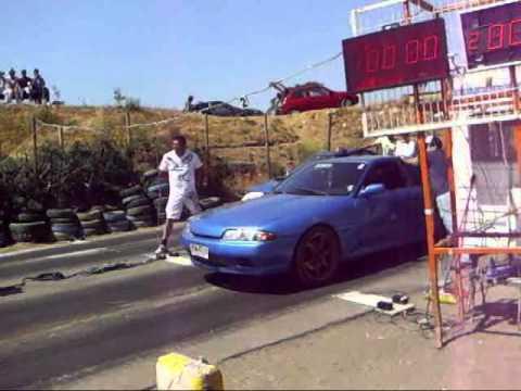 Nissan Skyline GTS HCR32 Canguro Fullboost Accidente Piques Quilpue