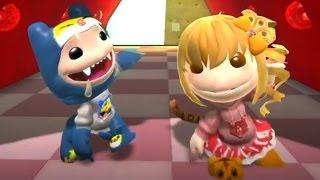 getlinkyoutube.com-LBP3 - My Funny Memories of LittleBigPlanet - LBP Funny Moments