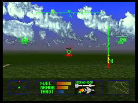 Playstation - Agile Warrior F-111X  .flv