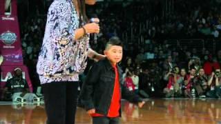 NBA dunk contest 2011