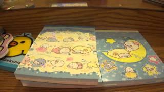 getlinkyoutube.com-Package : Big Kawaii stationery Haul ! :3