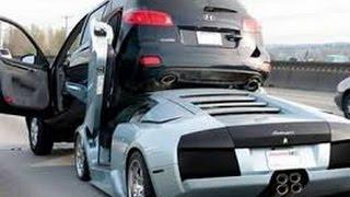 getlinkyoutube.com-Supercar Stupid drivers compilation 2014