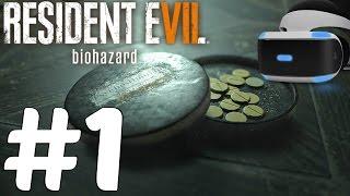 getlinkyoutube.com-Resident Evil 7 - Gameplay Final Update Walkthrough Full Demo PS VR [1080p 60fps]