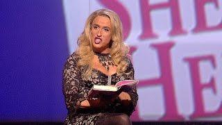 Pauline Calf Reads New Novel Live - Steve Coogan Live - BBC Worldwide