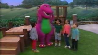 getlinkyoutube.com-Barney's Good Day, Good Night Part 1