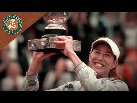 Garbiñe Muguruza and Her First Grand Slam Title | Roland-Garros