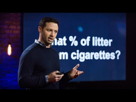 This app makes it fun to pick up litter | Jeff Kirschner