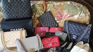 getlinkyoutube.com-My Chanel Collection