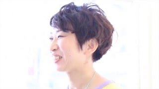getlinkyoutube.com-「ギグス デ チェンジ #21」hair cut ! before and after