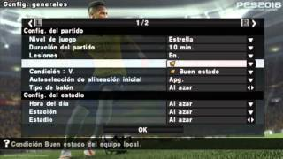 getlinkyoutube.com-PES 2016 - PSP LIGA MX