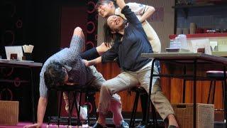 古田新太、小泉今日子、高畑充希らが出演の歌謡ファンク喜劇「いやおうなしに」の画像