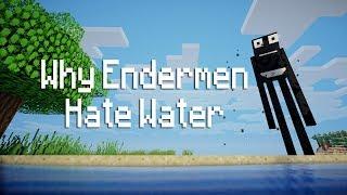 getlinkyoutube.com-Why Endermen Hate Water - Minecraft