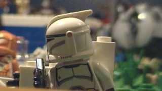 getlinkyoutube.com-Lego Star Wars Stop Motion