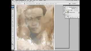 getlinkyoutube.com-speed photoshop painting phuc hoi anh cu