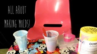 Complete guide to making molds! Three mold making methods explored and compared!