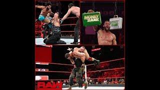 WWE Raw Full Show highlights 4 JUNE 2018 | wwe Monday night raw | wwe raw videos 2018