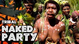 getlinkyoutube.com-Tribal naked party