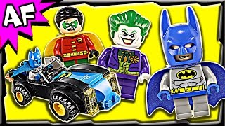 getlinkyoutube.com-BATMAN Defend the Batcave 10672 Lego Juniors Stop Motion Build Review