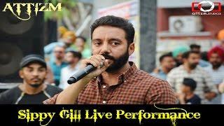 getlinkyoutube.com-Sippy Gill Live Performance    Mehfil 4    Punjabi University Patiala    ATTIZM