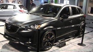 getlinkyoutube.com-Concept Mazda CX-5 Urban