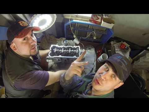Сборка и установка двигателя смарт форту
