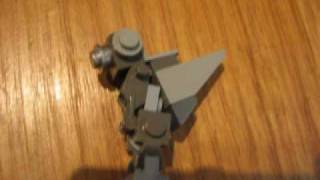 getlinkyoutube.com-Lego Halo: How to make a Grunt