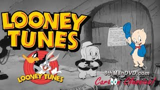 getlinkyoutube.com-LOONEY TUNES (Looney Toons): Ali-Baba Bound (Porky Pig) (1940) (Remastered) (HD 1080p)