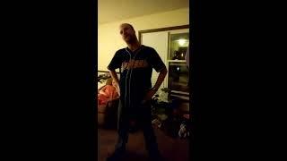 One crazy mother fucker