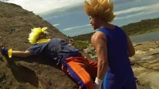 getlinkyoutube.com-Dragon Ball Z Live Action - The Long Awaited Fight (Fan Film)