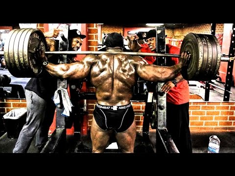 LEGS - @KaliMuscle + Thai + The Beast