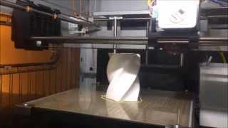 getlinkyoutube.com-XYZ Printing daVinci 1.0 3D Printer Review