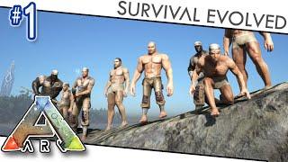 getlinkyoutube.com-ARK: Survival Evolved - MODDED SEASON 2 BEGINS! [Modded Annunaki #1]