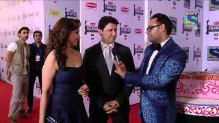getlinkyoutube.com-60th Filmfare Awards 2015 - Red Carpet -Untouched 720p HDTV-Team Telly Exclusive