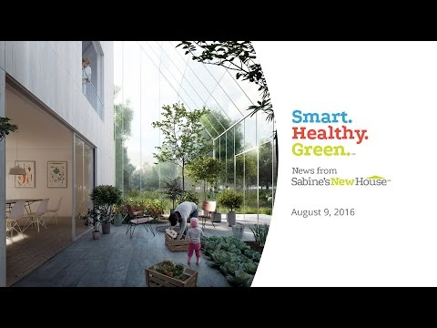 """The EcoVillage Of The Future"" Smart. Healthy. Green."