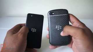 getlinkyoutube.com-BlackBerry Q10 vs. BlackBerry Z10 - what's the best BlackBerry phone?